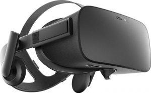 Gafas de realidad virtual Oculus rift