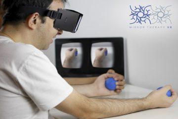 Terapias con gafas de realidad virtual