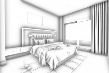 Ambient Occlusion nivel alto en Unreal Engine 4