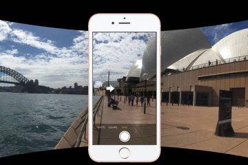 Aplicaciones para tomar fotografias en 360 grados con el teléfono