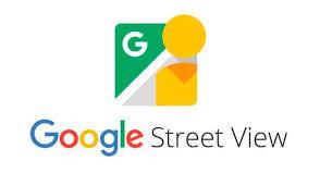 Logo Google Street View Aplicaciones capturar imagenes 360 grados