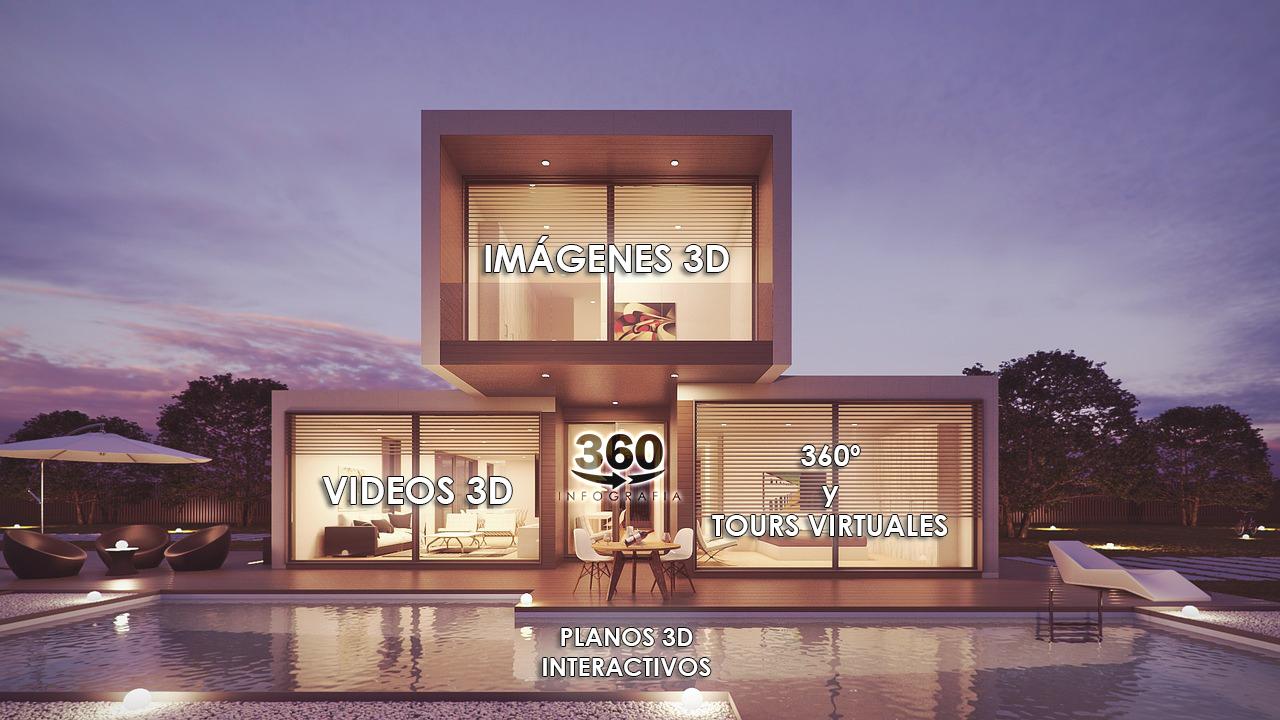 PROYECTOS de infografia 3d.ww.360infografia.com