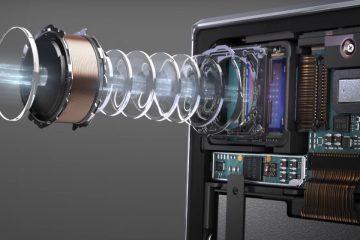 sensor 3d para camara de telefono movil